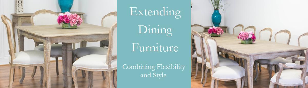 Extending Dining Furniture