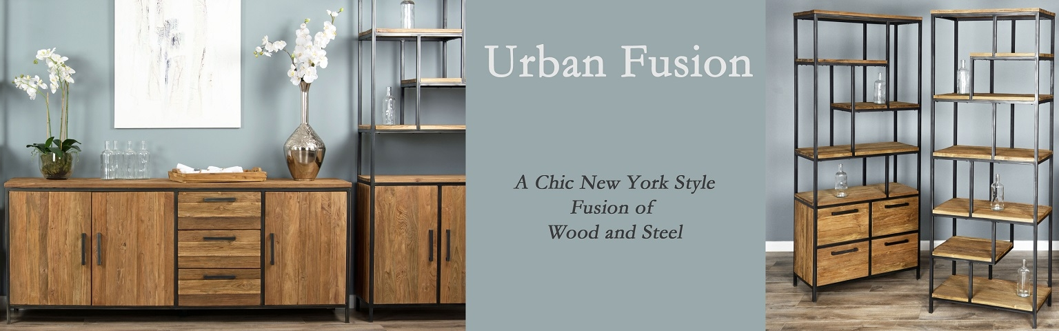 The Urban Fusion Collection