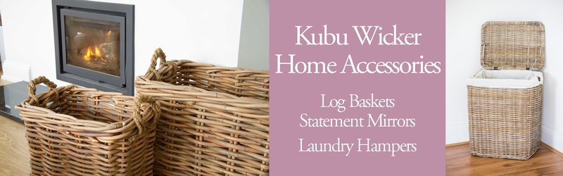 Kubu Wicker Accessories