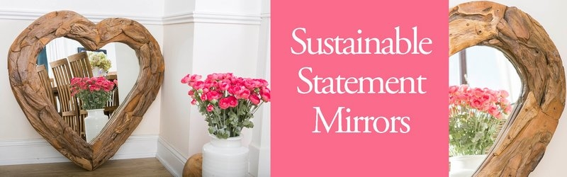 Sustainable Mirrors