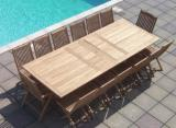Fourteen Seater Garden Furniture Sets