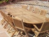 Twelve Seater Garden Furniture Sets