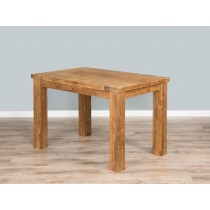 Reclaimed Teak Dining Table 120cm