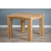Reclaimed Teak Table 1m Square