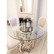 1.2m Java Root Dining Table