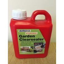 Clear Garden Sealer