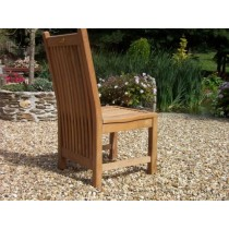 Bath Teak Chair