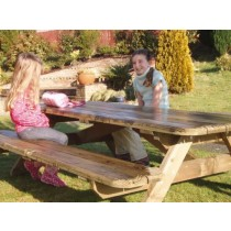 Children's Picnic Bench - Traditional