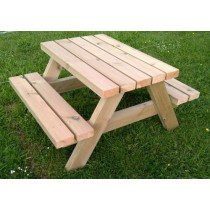 Childrens' Picnic Bench
