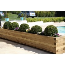 Douglas Fir Extra Large Garden Planter
