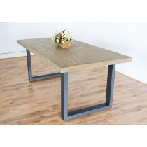 Industrial Chic Aldiron Table 2m