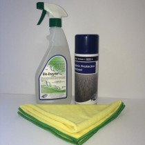 Upholstery Protection and Cleaning Kit