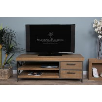 Industrial Chic Aldiron TV Unit