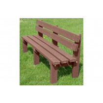 Recycled Plastic Junior 3 Seat Bench