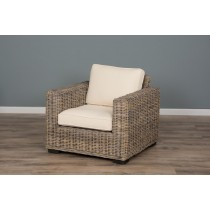 Natural Wicker Java Chair