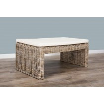 Natural Wicker Zara Coffee Table