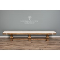 Indoor Backless Bench Cushion