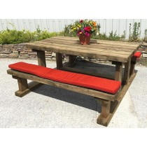 150cm Picnic Bench Cushion