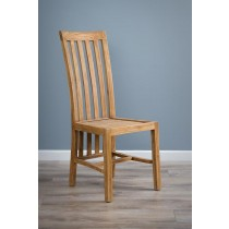 Reclaimed Teak Dining Chair - Santos