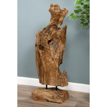 Teak Root Sculpture - 2 Sizes