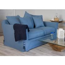 Mullion Luxury Lace Sofa - 2 Seater