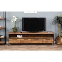 Urban Fusion Four Drawer TV Unit