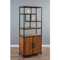 Urban Fusion Display Unit With Cupboard
