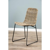 Urban Fusion Kubu Wicker Dining Chair