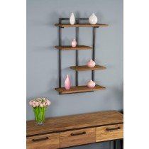 Urban Fusion Wall Shelves