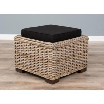 Inset Cushion Foot Stool