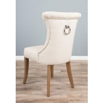 Windsor Ring Back Dining Chair - Natural